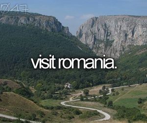 romania, country, and visit image