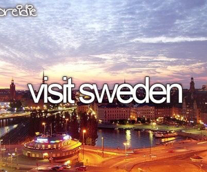 sweden, before i die, and beforeidie image