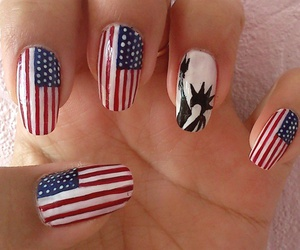 nail art, nail designs, and nails image