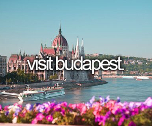 budapest and travel image