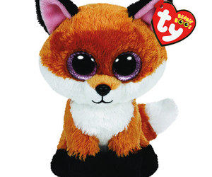 fox, toy, and cute image