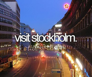 stockholm, sweden, and city image