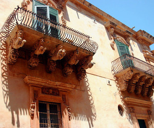 architecture, sicily, and places image