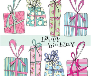 birthday, pattern, and print image