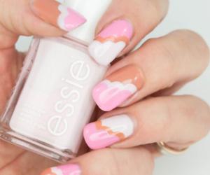 nail art, nail design, and essie image