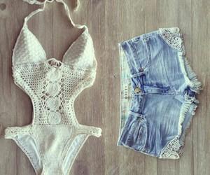summer, fashion, and shorts image