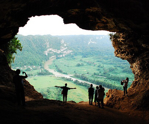 nature, cave, and photography image