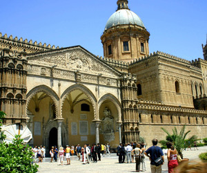 architecture, places, and sicily image