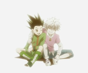 anime, hxh, and friends image