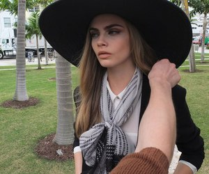 cara delevingne, girl, and model image