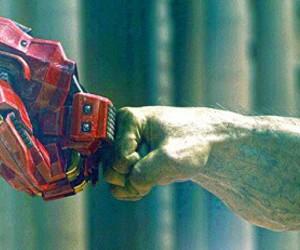 Hulk, Avengers, and iron man image