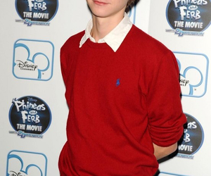 thomas sangster and ferb image