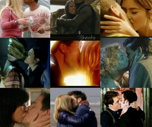 doctor who, rose tyler, and jack harkness image