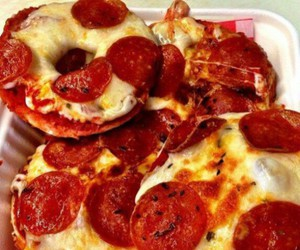donuts, food, and pizza image