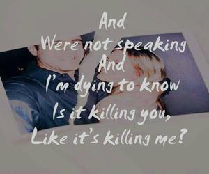 breakup, heartbreak, and Taylor Swift image
