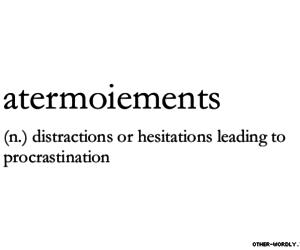quote, procrastination, and words image