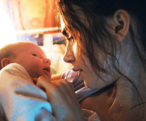lily collins, love rosie, and baby image