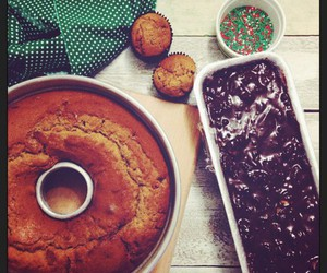 bread, cake, and delicious image