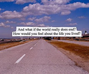 life, quote, and world image