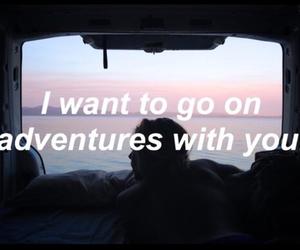 love, adventure, and beautiful image