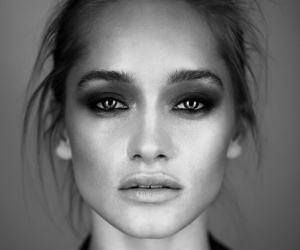 model, girl, and fashion image