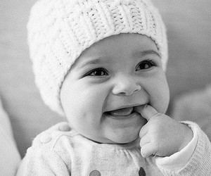 cute, baby, and sweet image
