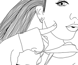 61 images about outlines drawings on we heart it see more
