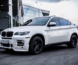 x6, bmw x6, and x6m image