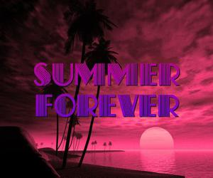 summer forever and sumr4evr image