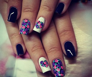 lovely, manicure, and nails image