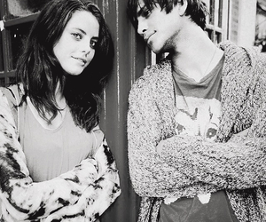 black and white, couple, and effy stonem image