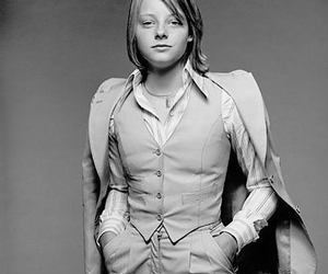 jodie foster, women's suits, and girls suits image