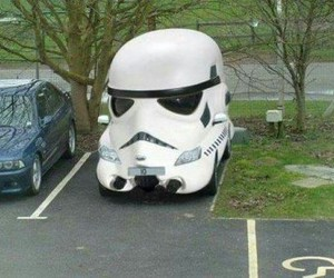 car and star wars image