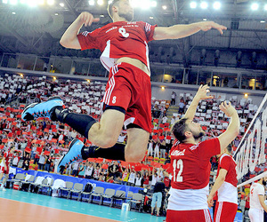 volleyball and Poland image