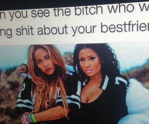 best friend, nicki minaj, and beyoncé image