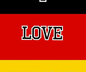 alemania, ♡♡, and love image