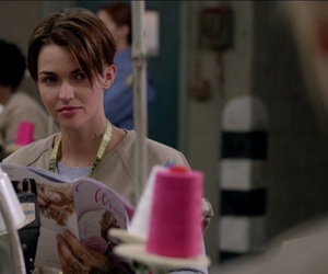oitnb, orange is the new black, and ruby rose image