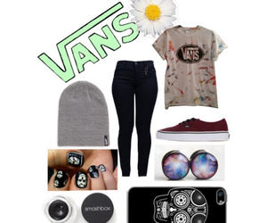 chill, Polyvore, and vans image