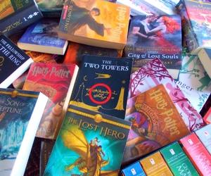 harry potter, nico di angelo, and livros image