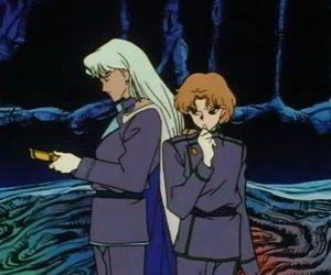 dark kingdom, sailor moon, and kunzite image