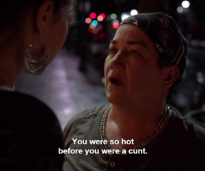 butch, lesbian, and cunt image