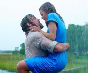 love, the notebook, and rain image
