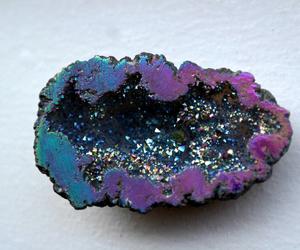 grunge, blue, and purple image