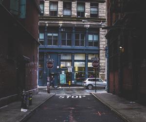 street, grunge, and tumblr image