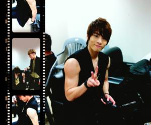 Jonghyun, muscles, and SHINee image