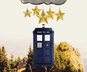 doctor who, edit, and fan art image