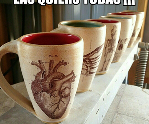 cups, frio, and heart image