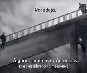 Paradox, dimension, and caminos image