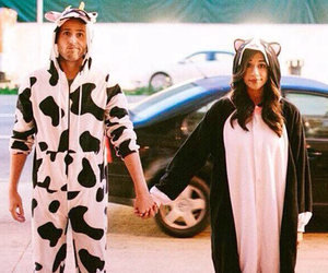 colleen, josh, and onesie image