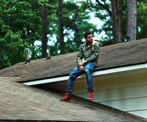 j cole and forest hills drive image